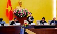 Việt Nam mong muốn đóng góp tích cực vào mạng lưới nghị viện các Quốc gia thành viên WB và IMF
