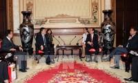 Hiện thực hóa thỏa thuận hợp tác giữa Thành phố Hồ Chí Minh và tỉnh Gyeongsangbuk, Hàn Quốc