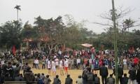 Hội làng Ngọc Tân – Nơi lưu giữ những trò chơi dân gian độc đáo