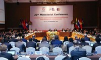 Họp SOM chuẩn bị Hội nghị Thượng đỉnh hợp tác Tiểu vùng Mekong lần thứ 6