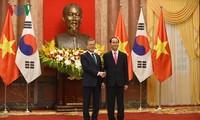 Việt Nam-Hàn Quốc nhất trí làm sâu sắc và thực chất hơn nữa mối quan hệ Đối tác chiến lược