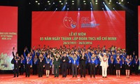Giải thưởng Lý Tự Trọng năm 2018 cho 87 cán bộ đoàn và đoàn viên xuất sắc