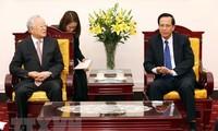 Tạo thuận lợi cho các doanh nghiệp Hàn Quốc đầu tư kinh doanh tại Việt Nam