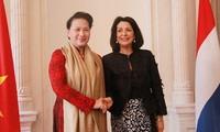 Quan hệ hữu nghị và hợp tác Việt Nam - Hà Lan đang phát triển tốt đẹp trên tất cả các mặt