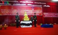 Thêm 17 bộ hài cốt bộ đội Việt Nam hy sinh tại Lào được tìm thấy