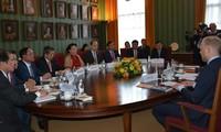 Chủ tịch Quốc hội Nguyễn Thị Kim Ngân hội đàm với Chủ tịch Thượng viện Hà Lan