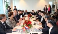 Chủ tịch Quốc hội Nguyễn Thị Kim Ngân kết thúc chuyến thăm Hà Lan