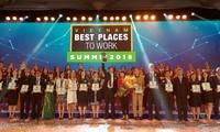 Vinamilk dẫn đầu danh sách 100 nơi làm việc tốt nhất Việt Nam năm 2017