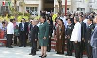 Thắt chặt thêm mối quan hệ hợp tác toàn diện Việt Nam - Cuba.