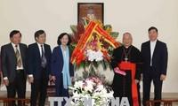 Giáo phận Hà Nội có nhiều đóng góp trong phát triển đất nước