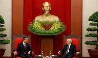 Việt Nam luôn coi trọng phát triển quan hệ láng giềng hữu nghị với Trung Quốc