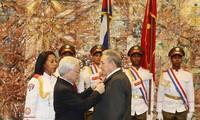 Dấu mốc đưa quan hệ Việt Nam với Pháp và Cuba lên một tầm cao mới