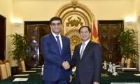 Việt Nam và Turkmenistan tăng cường hợp tác trên nhiều lĩnh vực