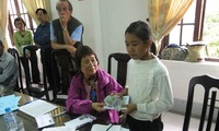 VNED: Điểm tựa niềm tin cho trẻ em nhiễm đioxin Việt Nam