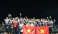 Đội tuyển bóng đá nữ Việt Nam phấn đáu đạt thành tích cao tại Giải cô địch bóng đá nữ Châu Á