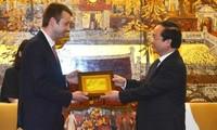 Hà Nội và thành phố Edessa, Hy Lạp tăng cường hợp tác, xúc tiến đầu tư