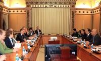 Tăng cường hợp tác giữa Thành phố Hồ Chí Minh với Cộng hòa Czech và Đức