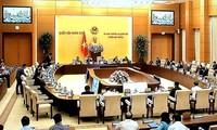 Bế mạc phiên họp thứ 23 của Ủy ban Thường vụ Quốc hội