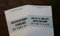Sách trắng khẳng định việc bảo vệ và thúc đẩy quyền con người ở Việt Nam