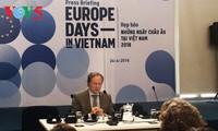 """Đa sắc màu văn hóa trong """"Những ngày châu Âu 2018"""" tại Việt Nam"""
