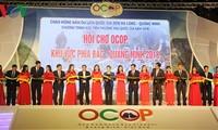 Khai mạc Hội chợ mỗi xã, phường một sản phẩm khu phía Bắc – Quảng Ninh năm 2018