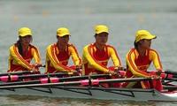 Rowing Việt Nam thắng lớn tại Cúp châu Á 2018