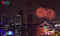 Lễ hội pháo hoa quốc tế Đà Nẵng đạt danh hiệu lễ hội hàng đầu Châu Á