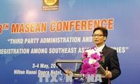 Việt Nam tiếp nhận vị trí Chủ tịch luân phiên Hội Y học các nước Đông Nam Á nhiệm kỳ 2018-2020