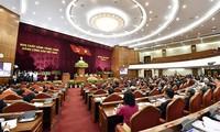 Ban Chấp hành Trung ương thảo luận về xây dựng đội ngũ cán bộ các cấp