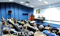 Việt Nam chia sẻ định hướng đổi mới và kinh nghiệm phát triển với Cuba