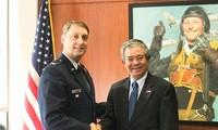 Đại sứ Việt Nam thăm Học viện Không quân Hoa Kỳ