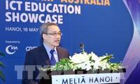 Việt Nam - Australia đẩy mạnh hợp tác đào tạo, nghiên cứu ngành công nghệ thông tin