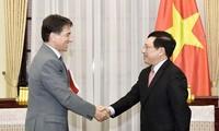 Phối hợp nhằm tăng kim ngạch thương mại giữa Việt Nam và Hy Lạp
