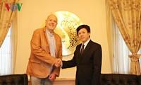 Nhóm Nghị sỹ hữu nghị Czech-Việt muốn thúc đẩy quan hệ với Việt Nam