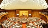 Quốc hội thảo luận dự thảo Luật Tố cáo (sửa đổi) và Luật Cạnh tranh (sửa đổi)