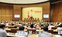 Quốc hội thảo luận về quản lý, sử dụng vốn, tài sản Nhà nước