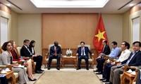 WB luôn mong muốn và sẵn sàng hỗ trợ Việt Nam phát triển hệ thống cơ sở hạ tầng