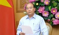 Thủ tướng Nguyễn Xuân Phúc chủ trì cuộc họp của Ủy ban Quốc gia đổi mới giáo dục và đào tạo