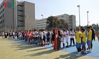 Giải bóng đá Thanh niên – Sinh viên Việt Nam mở rộng tại Séc