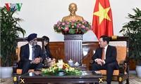 Việt Nam và Canada tăng cường quan hệ hữu nghị, hợp tác