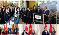 Chuyến tham dự Hội nghị G7 mở rộng và thăm Canada của Thủ tướng thành công tốt đẹp