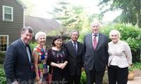 Tiếp tục các nỗ lực thúc đẩy quan hệ Việt Nam - Hoa Kỳ