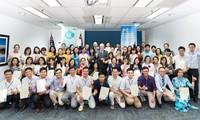 Australia tiếp tục đồng hành với các cựu sinh viên vì sự phát triển bền vững ở Việt Nam