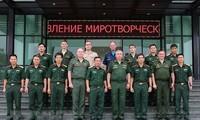 Nâng cao hiệu quả phối hợp giữa Nga và Việt Nam trong lĩnh vực gìn giữ hòa bình