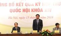 Kỳ họp thứ 5, Quốc hội khóa XIV: Chuyển mạnh từ Quốc hội tham luận sang Quốc hội tranh luận