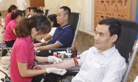 Văn phòng Chính phủ tổ chức chương trình hiến máu tình nguyện