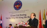 12 tác phẩm xuất sắc nhận Giải thưởng Văn học sông Mekong lần thứ 9