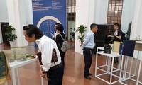 Khai mạc triển lãm sản phẩm văn hóa thành phố Nam Kinh, Trung Quốc