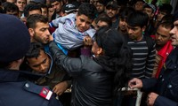 Vấn đề người tị nạn tiếp tục chia rẽ Châu Âu
