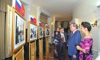 Họp mặt kỷ niệm 95 năm Chủ tịch Hồ Chí Minh lần đầu tiên đến Nga